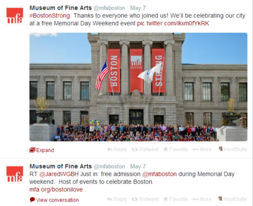 MFA Boston Strong